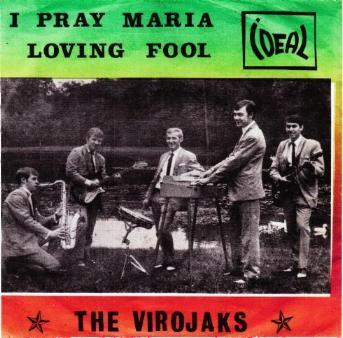 The Virojacks - Move With The Virojacks / Photograph Of You Girl