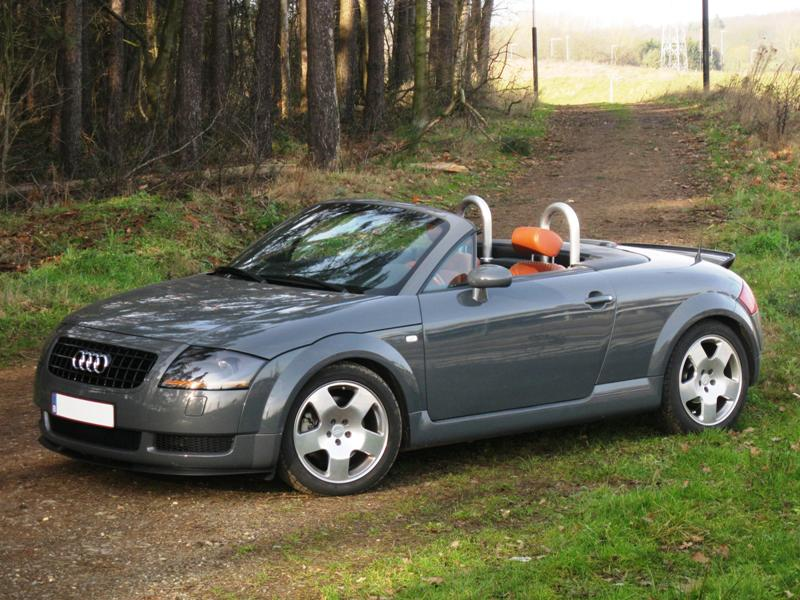 1999 audi tt roadster 1 8t quattro related infomation specifications weili automotive network. Black Bedroom Furniture Sets. Home Design Ideas