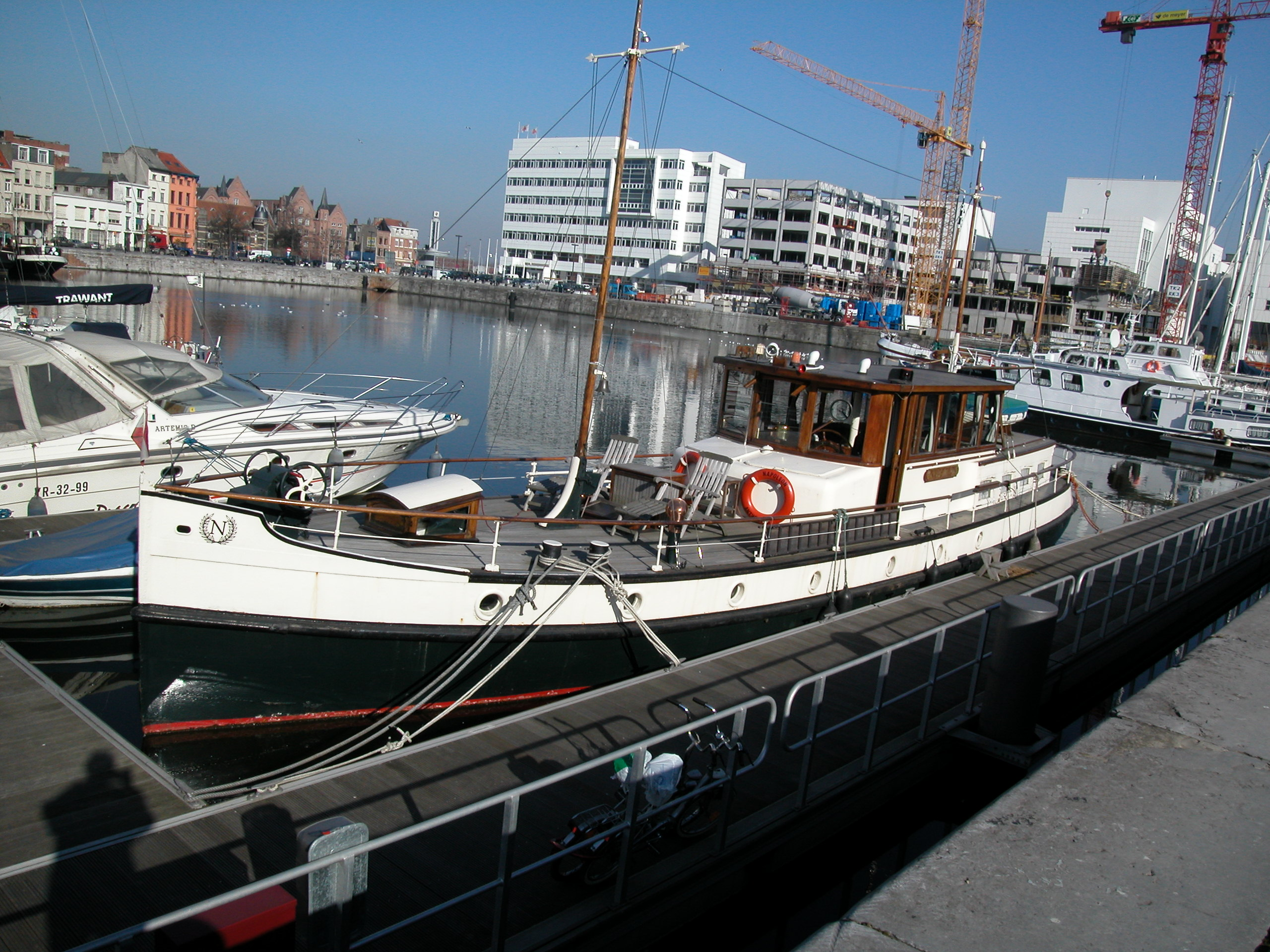 For sale classic motor yacht for Vintage motor yachts for sale