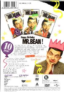 Mr Bean 10 Years Anniversary Box Set