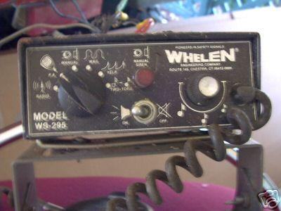 whelen ws 295 siren wiring diagram wiring diagram and schematic whelen ws 295 siren wiring diagram alfa showing gt