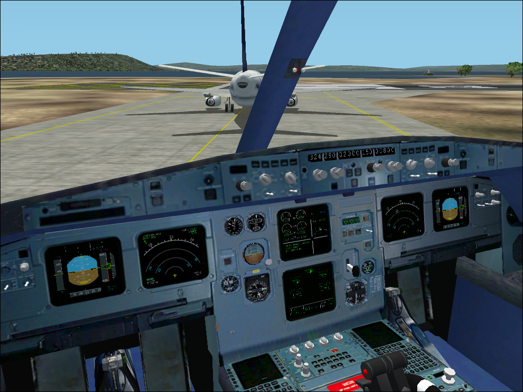 Microsoft Flight Simulator 2004 utilities and instructions on how to