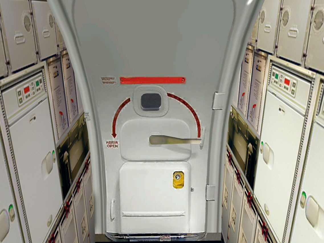 Used airplane galley pictures to pin on pinterest pinsdaddy for 737 door design