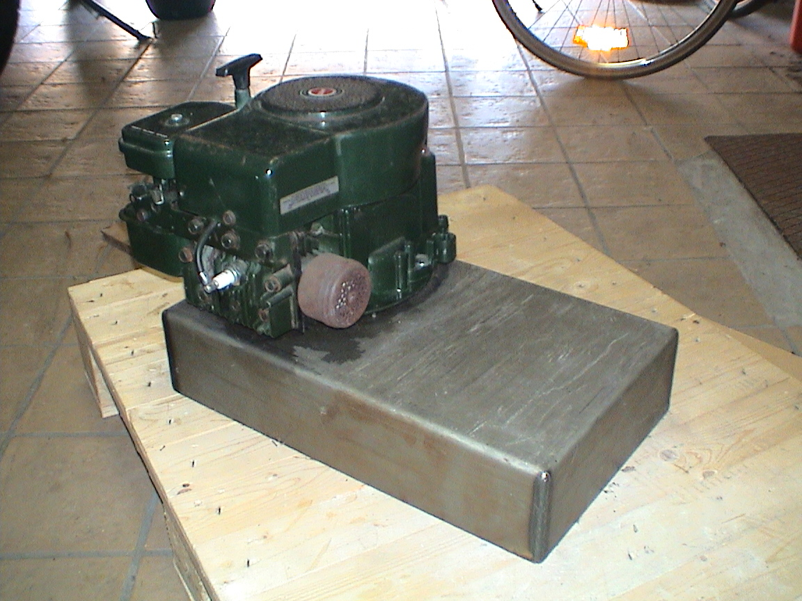 homemade electric generator. Homemade Electric Generator L