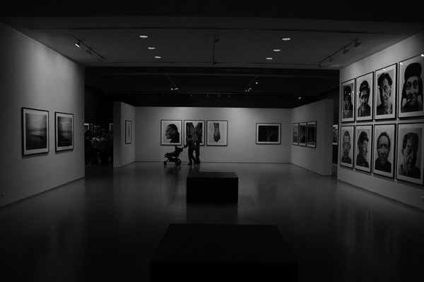 Exhibition Belgicum by Stephan Vanfleteren