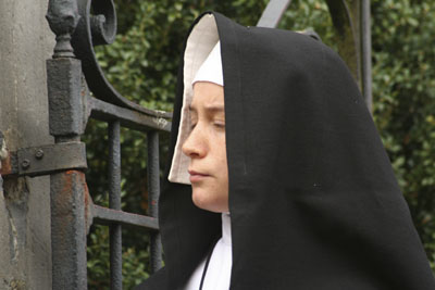 Nun in Bokryk