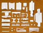 HRM 1/24 RESIN ENGINE KIT 1/24 FUJIMI PORSCHE 917K