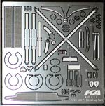 KA-FMD 1/24 PE DETAIL SET for FUJIMI FERRARI 330P4