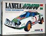 NITTO 1/12 LANCIA STRATOS HF MONTE CARLO