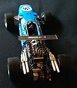 bestbalsakits' WIP Tamiya 1/12 Matra MS11 by Thomas Uhlemann