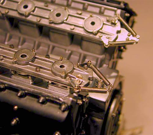 Edai Grip 1/8 M23 Ford DHF Engine  by Jacques Joliff