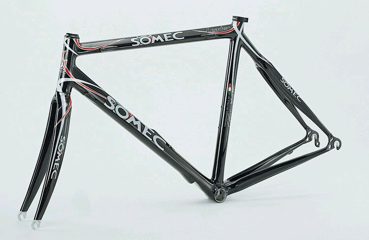 New Somec frame choice for 2007 - Weight Weenies