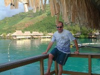 Moorea Beachcomber resort