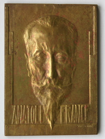 France autobiography of anatole france aaron spelling for Aaron emanuel salon