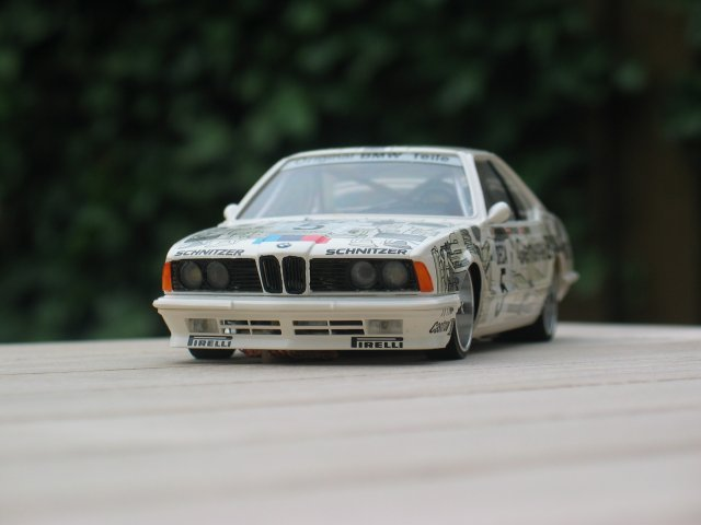 Bmw 635 csi de paddock for Interieur 635 csi