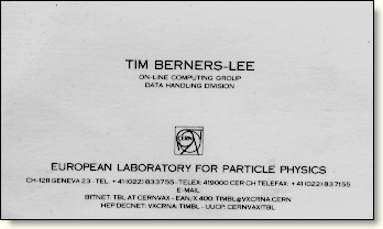 15 Classic Business Cards Of Tech Legends Hongkiat