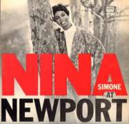 Nina At Newport - Nina Simone
