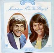 Carpenters - Jambalaya LP