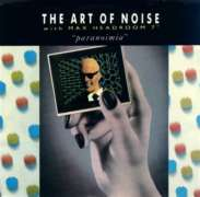 Art of Noise - Paranoimia CD
