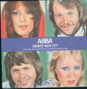 Abba - Summer Night City Album