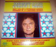 Ballad Of A Teenage Queen - Johnny Cash