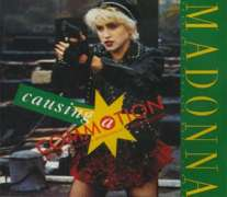 Madonna - Causing A Commotion Record