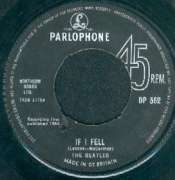 Beatles - If I Fell