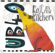 UB40 - Rat In Mi Kitchen Record