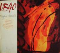 UB40 - Higher Ground LP