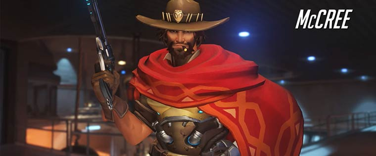 His name is McCree