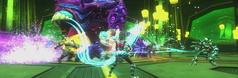 Wildstar Boss fights are usually impressive