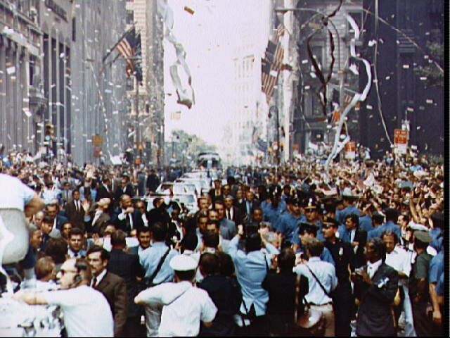 tickertape parade