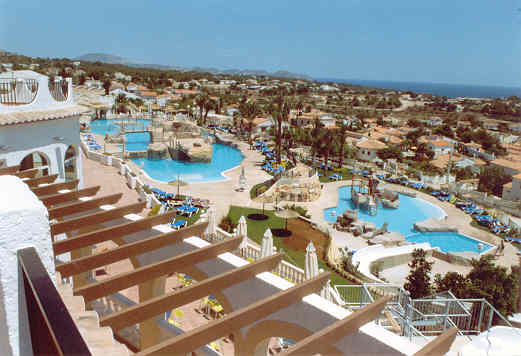 Pictures Imperial Spa Resort Park Calpe
