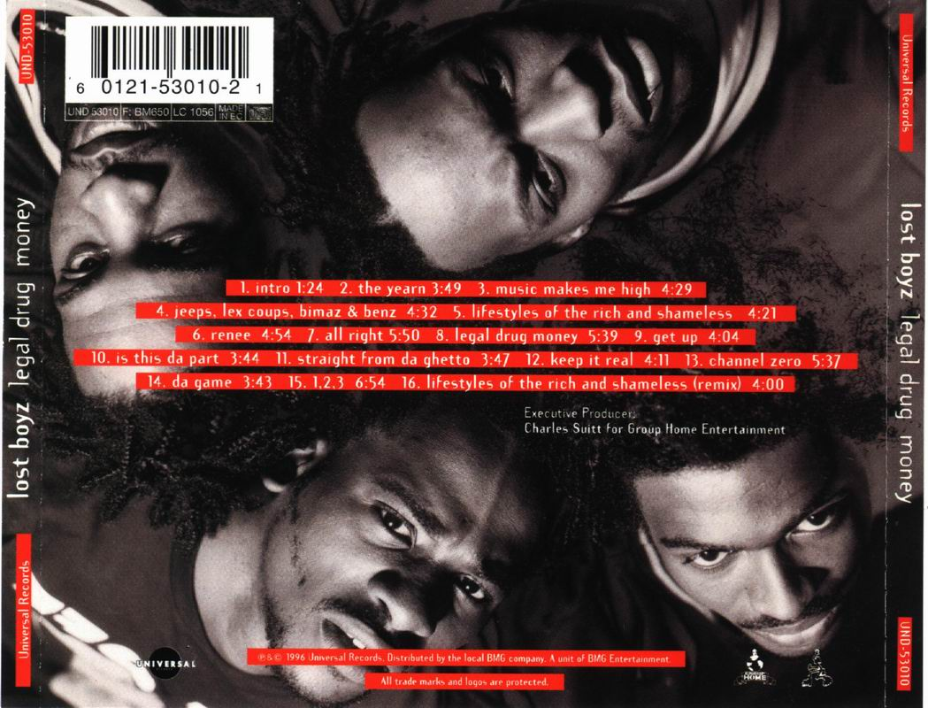 Pete Rock & Lost Boyz* Lost Boyz, The - The Yearn