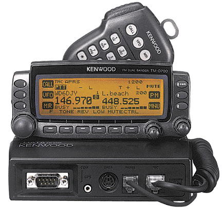 photo TMD 700 KENWOOD