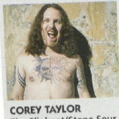 03/09/2002: added a biography from Corey Taylor