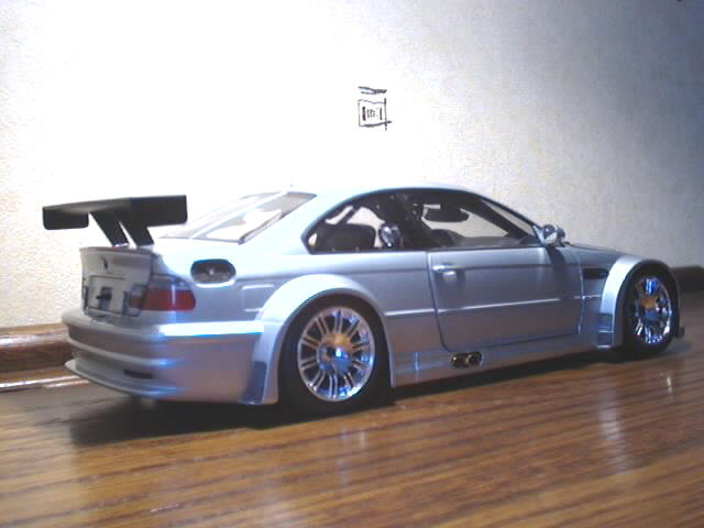 2001 Bmw M3 Gtr E46 Related Infomation Specifications
