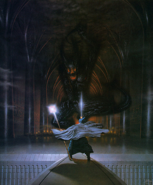 tu dibujante favorito? Gandalf3_TedNasmith